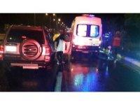 Edremit'te kaza: 2 yaralı