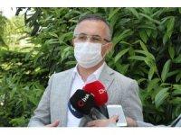 """Vali Kemal Çeber: """"Üretici kendi bahçesine girince çayın kalitesi arttı"""""""