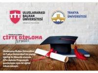 Trakya Üniversitesi ve Uluslararası Balkan Üniversitesi'nin 2+2 ortak lisans programı mimarlık bölümü yeni öğrencilerini bekliyor