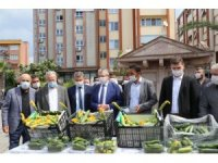 """Başkan Arslan: """"Edremit'imizin ve ülkemizin geleceği tarımda"""""""