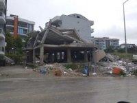 Kuşadası'nda 6 kaçak yapı yıkıldı, 524 yapı mühürlendi