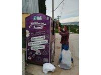İzmit Belediyesi tekstil atıklarını ekonomiye kazandırıyor