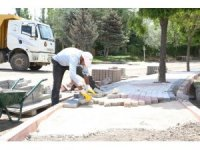 Elazığ'da üst yapı çalışmaları