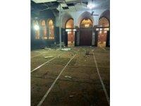 Afganistan'da camide intihar saldırısı: 3 yaralı