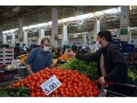 Nevşehir kapalı pazaryeri hafta sonu yeniden açılıyor