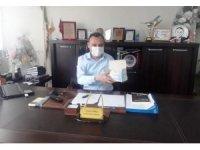 LGS'de kullanılmak üzere maske diktiler