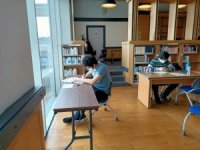 Kocaeli Büyükşehir Belediyesi kütüphaneleri hizmete açıldı