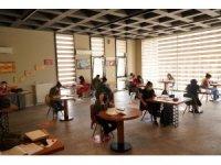 Büyükşehir Belediyesi kütüphaneleri yeniden faaliyete başladı