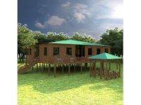Doğanşehir Ağaç Ev Kütüphanesi  Yapı Projesi  desteklenecek