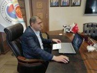Suluovalı üreticilerin talepleri Bakan Pakdemirli'ye iletildi