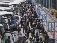 15 Temmuz Demokrasi Otogarı'nda yolcu haraketliliği
