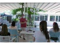 Belediye çalışanlarına normalleşme eğitimi