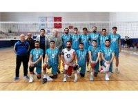 """Melikgazi Belediyespor Voleybol Antrenörü Fuat Kalay: """"Sonunda hak ettiğimiz yerdeyiz"""""""