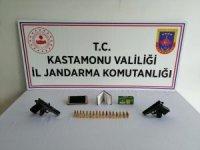 Jandarma ekiplerinden tefeci operasyonu