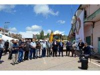 Bünyan KArakaya'da içme suyu sorununu bitirecek proje başladı