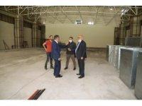 Ardahanlı İş Adamı Samancı'dan Ardahan Üniversitesine ziyaret