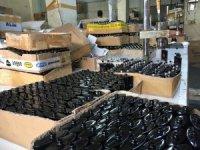 Eyüpsultan'da 1 milyon adet sahte parfüm ele geçirildi