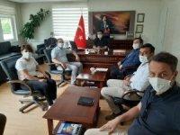Arguvan'da LGS sınavı öncesi toplantı yapıldı