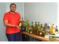 Ayvalık Zeytinyağı'na bir ödül de Belçika'dan geldi