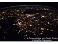 Uluslararası Uzay İstasyonu Konya'dan görülebilecek