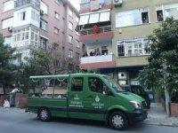 Kadıköy'de eşi tarafından öldürülen kadının cenazesi morga kaldırıldı