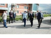 Büyükşehir Belediyesi ile ortak projeler devam ediyor