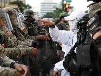 """ABD'de ırkçılık karşıtı """"George Floyd protestoları"""" 9. gününde"""