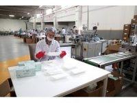 Bursa'da gıda ürünü, dezenfektan ve maske üretimi için rekor ruhsat başvurusu