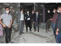 Kaymakam Doğramacı'dan 47 esnafa destek