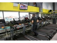 Meram Belediyesi spor tesisleri hizmet vermeye başladı