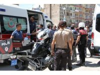 Elazığ'da maske tartışmasında, minibüs şoförü bıçaklandı
