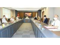 ÖSYM İl Sınav Koordinasyon Kurulu Üniversite de toplandı