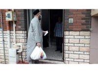 Bozüyük İlçe Müftülüğü personeli bin 66 aileye ulaştı