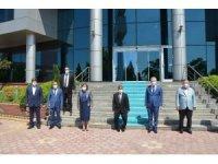 Gaziantep OSB'de koronaya taviz verilmiyor
