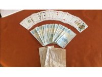Antalya'da villaya kumar baskını