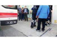 Sokakta oynayan 7 yaşındaki çocuğa minibüs çarptı