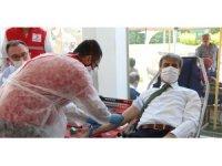 Serdivan'dan kan bağışına tam destek