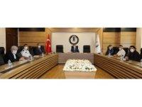 Ordu ÖSYM İl Koordinasyon Kurulu toplandı