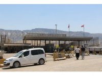 Habur'da temassız geçişin sona ermesi ihracatçılar ve şoförlerin yüzünü güldürdü