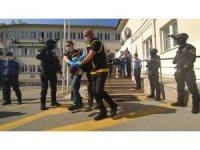 Polisi şehit edip 2 kardeşi öldüren 3 zanlı tutuklandı