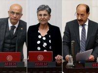 Milletvekilliği düşürülen  CHP'li Enis Berberoğlu, HDP'li Leyla Güven ve Musa Farisoğulları tutuklanarak cezaevine gönderildi