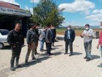 """Başkan Arif Teke: """"İşimiz gönül belediyeciliği"""""""