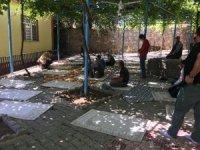 Hilal Belediye Başkanı, cuma namazının kılınması için evinin kamelyasını tahsis etti