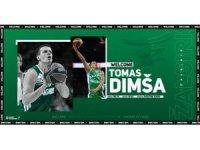 Zalgiris Kaunas, Tomas Dimsa'yı kadrosuna kattı