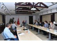 Erciyes'in yatırımları planlandı