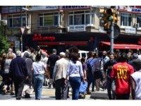İstanbul'da dikkat çeken yoğunluk