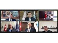 Yeni bir gelişme ekseni olarak savunma sanayi konulu panel video konferans yöntemi ile yapıldı