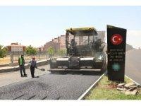 Diyarbakır'da üstyapı çalışmaları