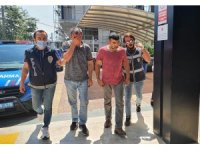 Alanya'da uyuşturucu operasyonda 2 tutuklama