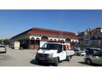 Altındağ'da temizliğe devam